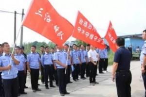 苏州政府领导考察七都镇盛庄村木材市场