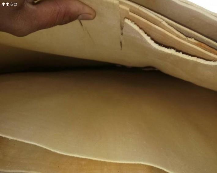杨木三拼板又称为杨木单板木皮