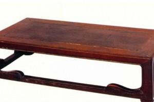 中国传统苏作柞榛木家具——几类