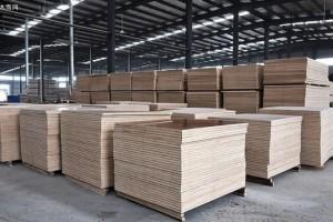 2018年广西覃塘区板材工业实现产值110.8亿元