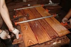 工艺|因为拼板工艺,同款红木家具的拍卖价格竟然差3倍?