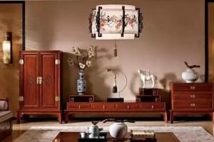 这样的红木家具,一直美下去