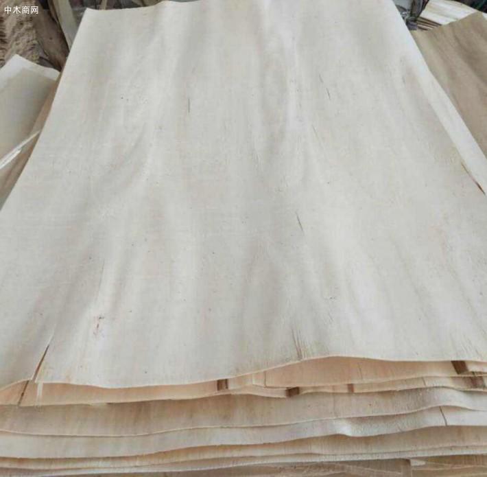 杨木三拼木皮是消耗大量劳动力的产品