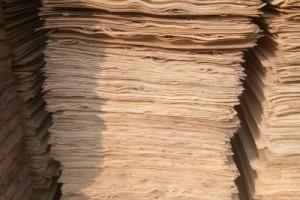 杨木三拼木皮商品