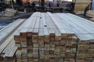 广西柳城县木材加工产业园正在投入建设中