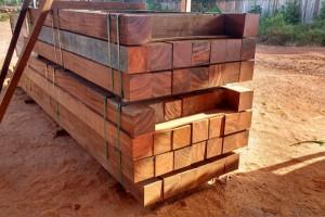 大量南美原木出售