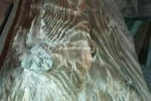 海南黄花梨百年老料(长度3.11米、厚度7厘米)