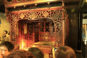 乌镇之行——欣赏清朝时期的家具