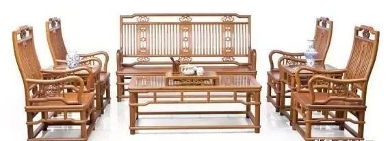 包浆通常出现在家具经常使用的位子