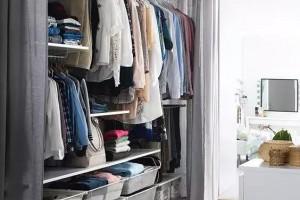 衣柜里系一根皮带,再买100件衣服也装得下!