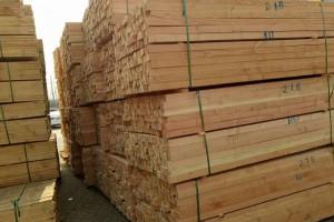 周口建筑方木多少钱一立方米