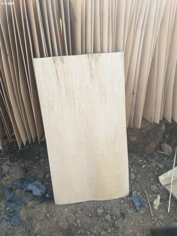 供应柞木旋切单板