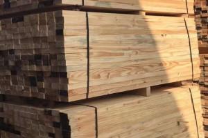东莞进口铁杉建筑木方批发
