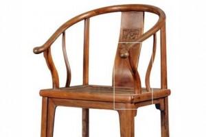 [明清家具部件术语] 椅子的鹅脖
