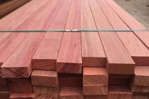 柳桉防腐木实木木方木条板材户外地板红柳桉木木方立柱木条可定制