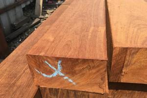 印尼菠萝格地板实木木板板材阳台庭院户外露台户外