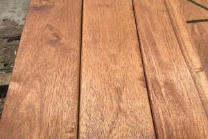印尼菠萝格地板实木木板板材阳台庭院户外露台户外防腐木硬木