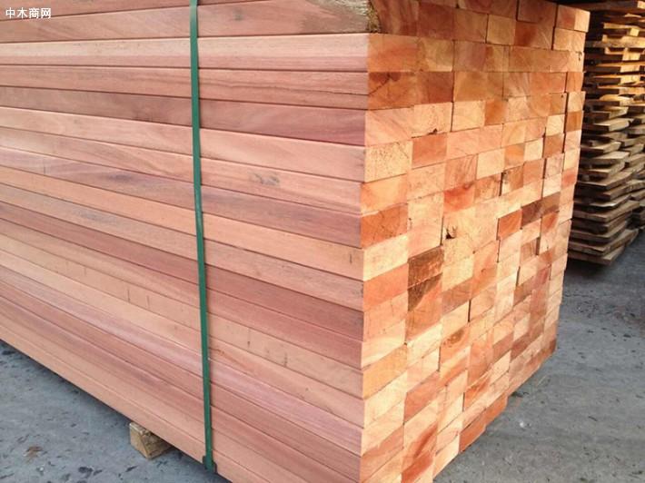 菏泽市长陈平检查木材加工企业