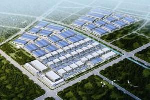 华中木业家居产业园二期预计三月底全部竣工