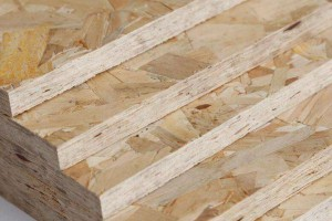 osb 定向刨花板欧松板E1级 包装板 平整光滑