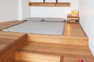 地台卧室应该怎么设计?
