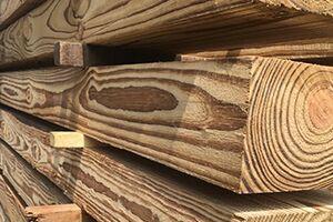 美国南方松,海湾油松,长叶松碳化木板材批发