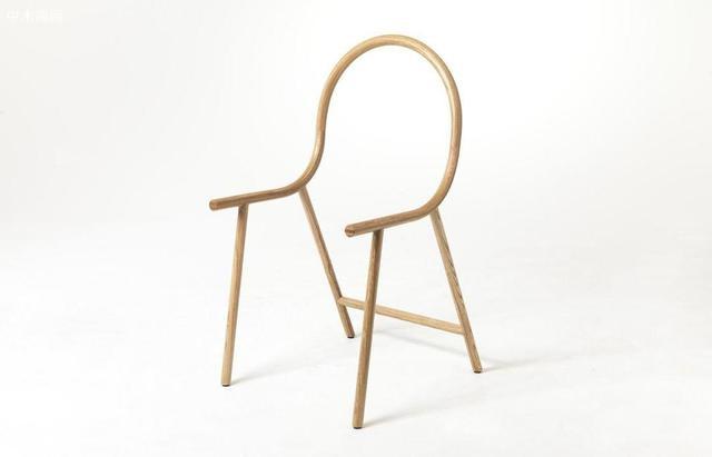一把不能坐的椅子,却获最佳设计奖-原木家具