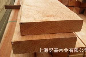 非洲菠萝格木方 防腐木地板户外原木木条实木木料