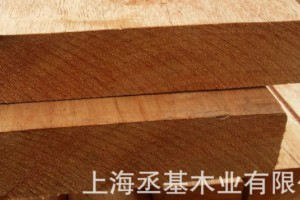 非洲菠萝格木方 防腐木地板 户外菠萝格材料