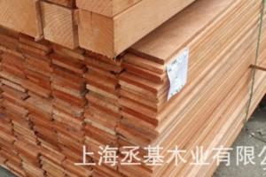 非洲菠萝格板材木方 防腐木地板 户外实木木料