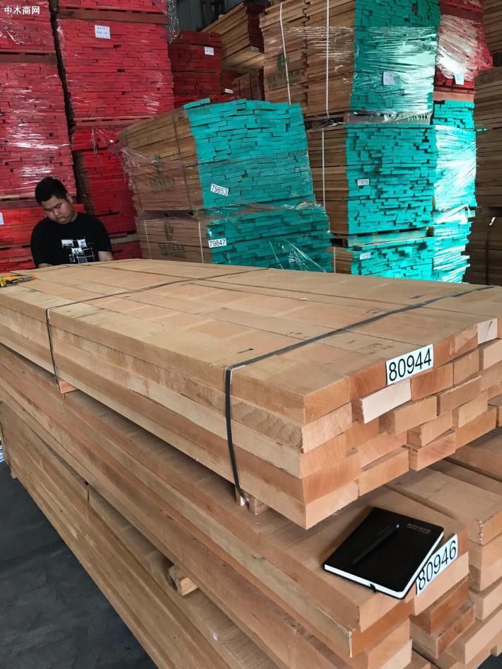 欧洲进口榉木厂家直销