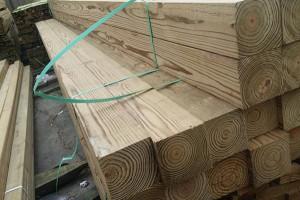 户外南方松防腐木实木木方木条定做