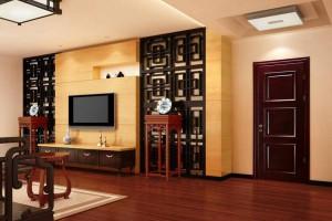 装修房子是先铺地板还是先装门?哪个先哪个后?
