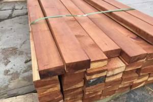 印尼菠萝格木地板防滑槽地板阳台户外平台地板拉丝室外内地板价格