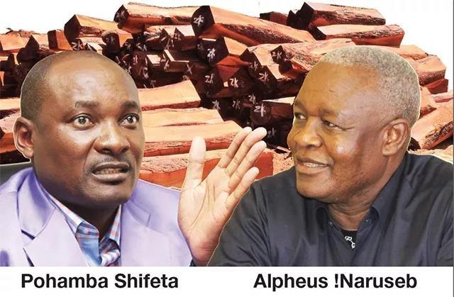 纳米比亚木材贸易商申请在未来五年在该国东北部砍伐195550株树木