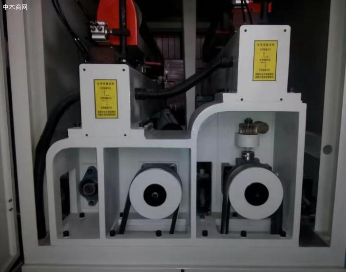 全自动定厚砂光机的特点及功能介绍