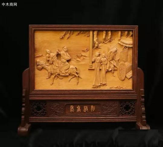 非遗传承人张静:30余载痴迷武汉木雕艺术