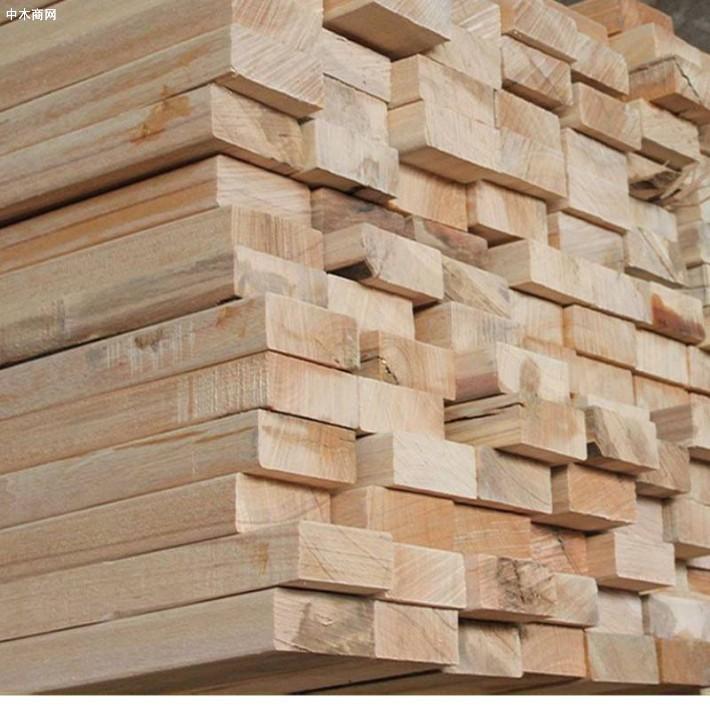 洛阳工地木方建筑木方价格一览表