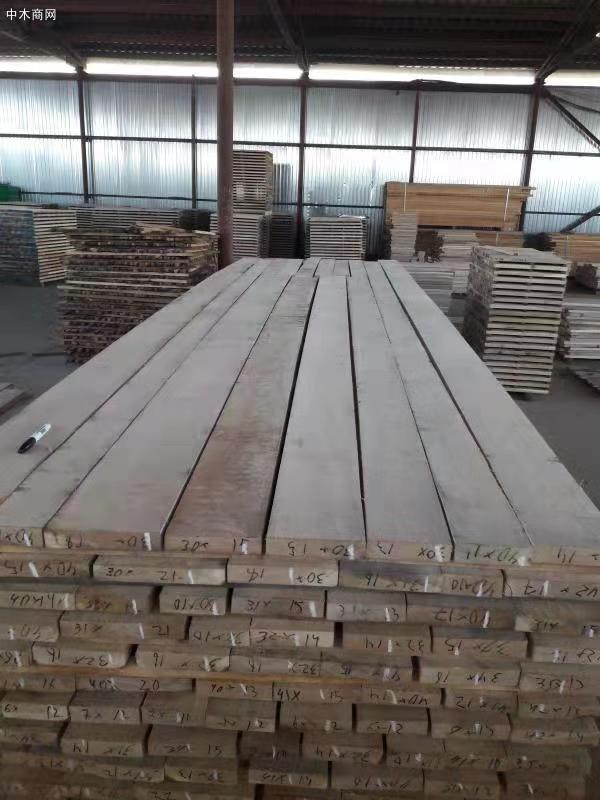 专业出口俄罗斯橡木板材