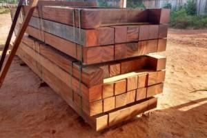 南美原木市场零星交易为主