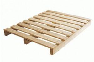 木托盘 机械包装 钢带箱 盐城包装箱厂商