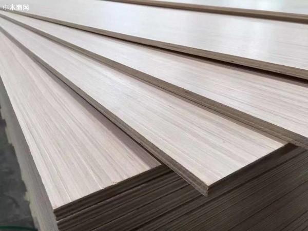 多层家具板 科技木面多层板 15 16 18免漆多层生态板