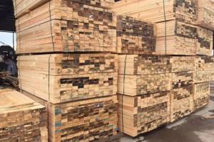 辐射松木方,铁杉木方,花旗松木跳板,胶合木