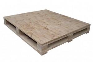连云港订制木托盘 机械包装 钢带箱