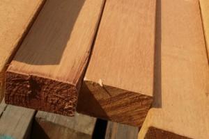 巴劳木户外防腐木,实木木方,巴劳木木条