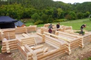 木屋别墅的木屋材料应该怎样选择?