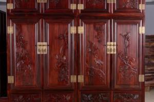 那种红木家具具备收藏价值
