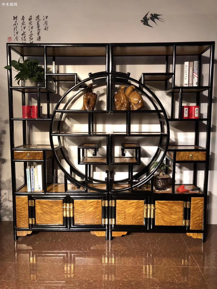 金丝楠木家具,竟藏着中华传统文化的五种美学含义
