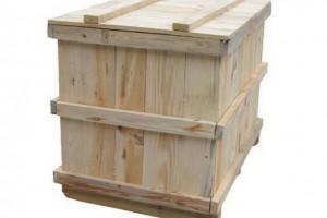 进口木包装箱厂家批发