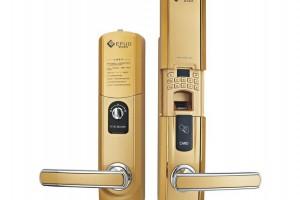 指纹密码锁使用方法 (363播放)